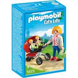 Playmobil Carucior cru Gemeni PM5573