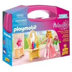 Set Portabil Playmobil Printesa PM5650