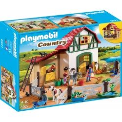 Ferma Poneilor Playmobil PM6927
