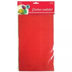Carton ondulat A4 5 culori DACO