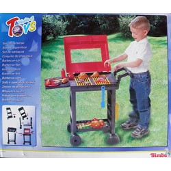 Set Barbeque Simba Toys