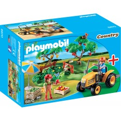 Set Recolta Din Livada Playmobil PM6870