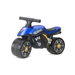 Moto New Holland Albastru