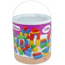 Galetusa 100 cuburi de constructie
