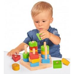 Joc Educativ cu forme geometrice Eichhorn