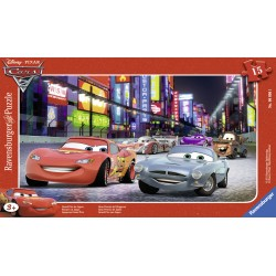 PUZZLE CARS, 15 PIESE