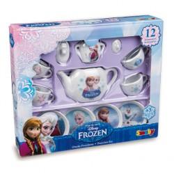 Set de ceai din portelan Frozen Smoby