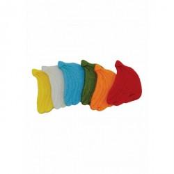 Banane - Forme decorative fetru 6 culori