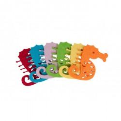 Forme decorative Calut de mare Fetru 5 bucati