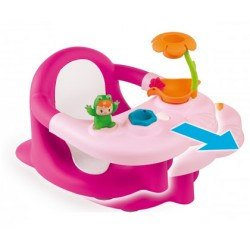 Scaun baie roz pentru bebelusi Smoby Cotoons  6 M +