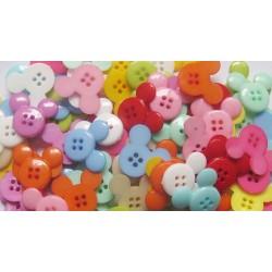 Nasturi creativi Mickey si Minnie Mouse