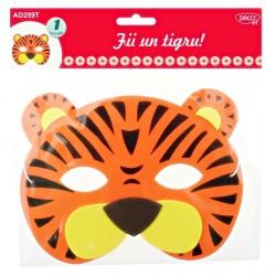Accesorii craft - AD259T Fii un tigru DACO