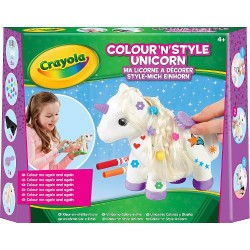 Set Coloreaza Unicornul