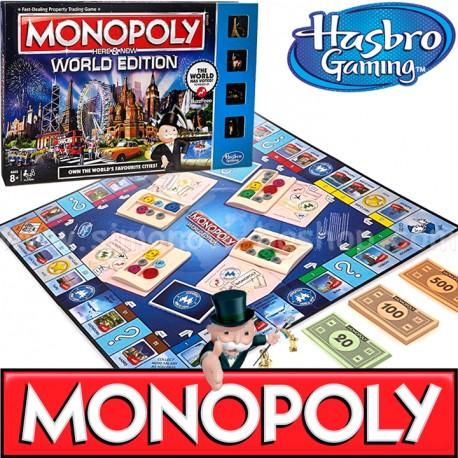 Joc de Societate Monopoly Empire Top Brands