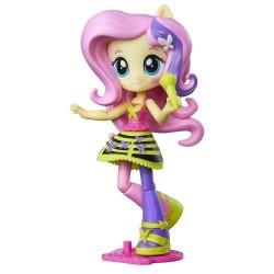 Figurina MLP Equestria Girls Minis - Fluttershy cu Microfon