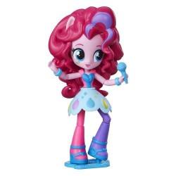 Figurina MLP Equestria Girls Minis - Pinkie Pie cu Microfon