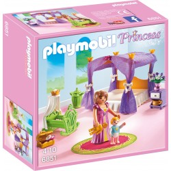 Camera printesei cu leagan Playmobil PM6851