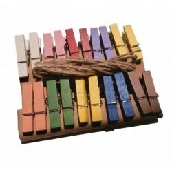 Accesorii creatie carlig colorat 20 bucati/set