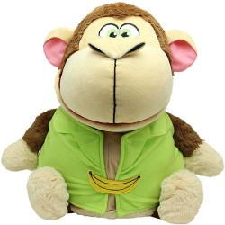 Mascota 2 in 1 Tummy Stuffers Maimutica