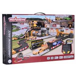 Set Creatix Lamborghini Race + 2 masinute