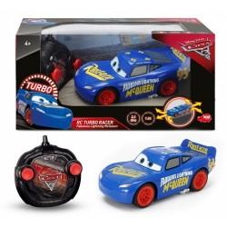 Masinuta RC Cars 3 Fabulous Turbo Racer LMQ Dickie Toys