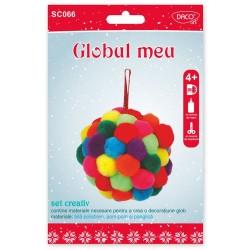 Set creativ Globul Meu Daco SC066