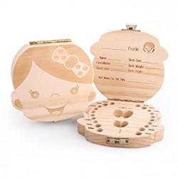 Cutie pentru dintisorii de lapte fetita