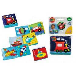 Prima mea carte vehicule - Simba Toys ABC
