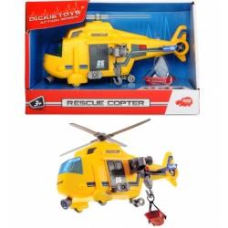 Elicopter de Salvare 15cm - Dickie Toys