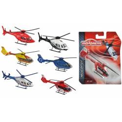 Elicopter metalic 13 cm Majorette