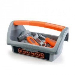 Set Mecanic Black&Decker Smoby