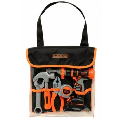 Set Mecanic in gentuta Black&Decker Smoby