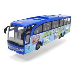 Autobuz Turistic albastru Dickie Toys 3745005