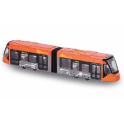 Majorette MAN City autobuz sau Siemens Avenio tramvai