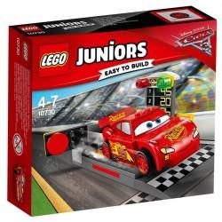 LEGO Lansatorul De Viteza Fulger McQueen 10730