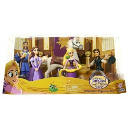 Set 5 Figurine Rapunzel - Jakks Pacific