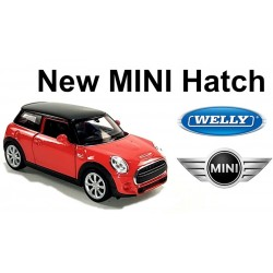 Macheta Push And Go New Mini Hatch Welly