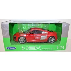 Macheta Audi R8 V10 1:24 Welly