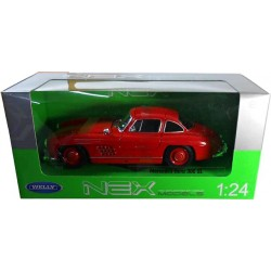 Macheta Mercedes-Benz 300 SL 1:24 Welly