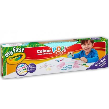 Covoras pentru Desenat Colour Pop - Colour and Erase Mat