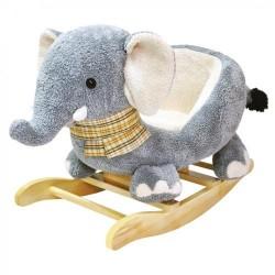 Balansoar din Lemn Elefant