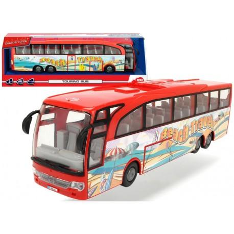 Autobus Turistic rosu Dickie Toys 3745005