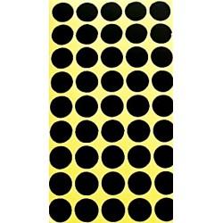 Stickere buline negre