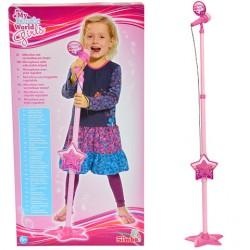 Microfon cu stativ  Simba Toys