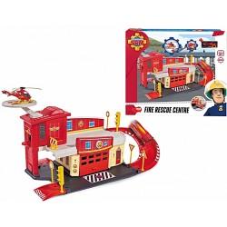Pompierul Sam  Statia de pompieri - Dickie Toys