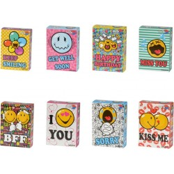 Joc mini puzzle 54 piese Smiley  Noris
