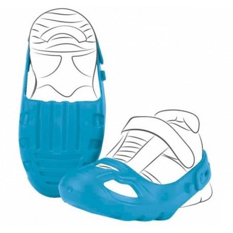 Protectie pantofi pentru copii Big - albastru