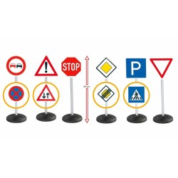 Indicatoare stradale Big