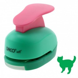 Perforator Hobby 2.5 cm pisica DACO