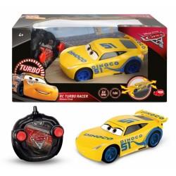 Masina Radiocomandata Dickie Toys Cars 3 Turbo Racer Cruz Ramirez